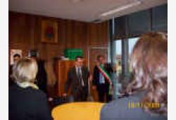 Visita del Prefetto 18-11-2009