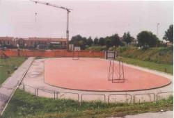 Impianti sportivi a Roncajette