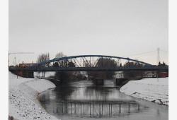 Ponte sulla SS516 - inverno